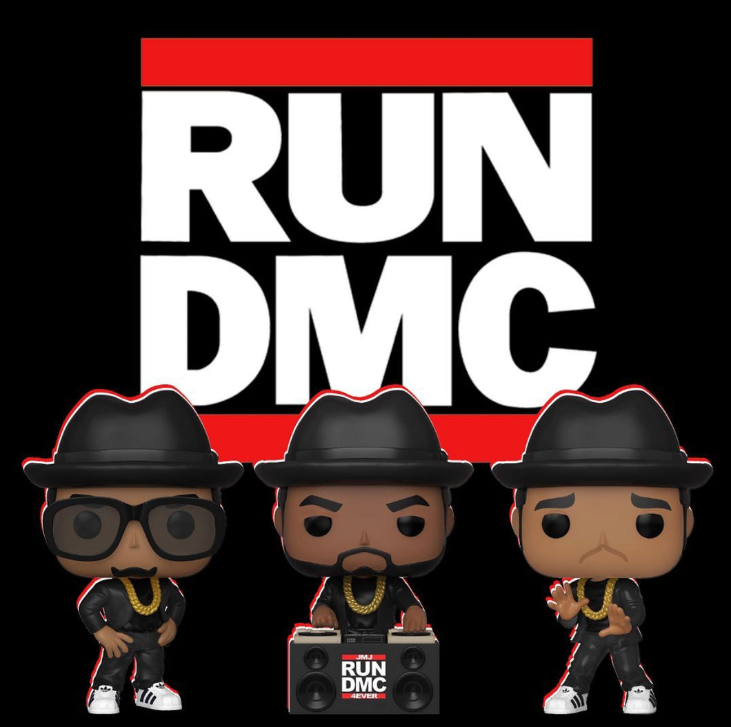 Pop! Rocks: Run DMC