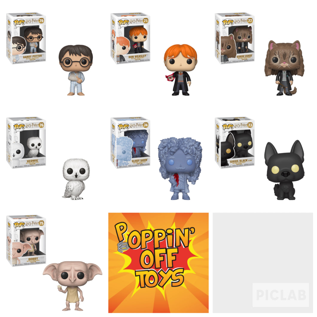 Pop! Harry Potter - Bundle