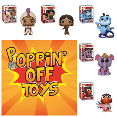 Pop! Disney: Aladdin - SINGLES