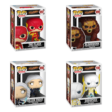 FF Pop! DC Heroes: The Flash