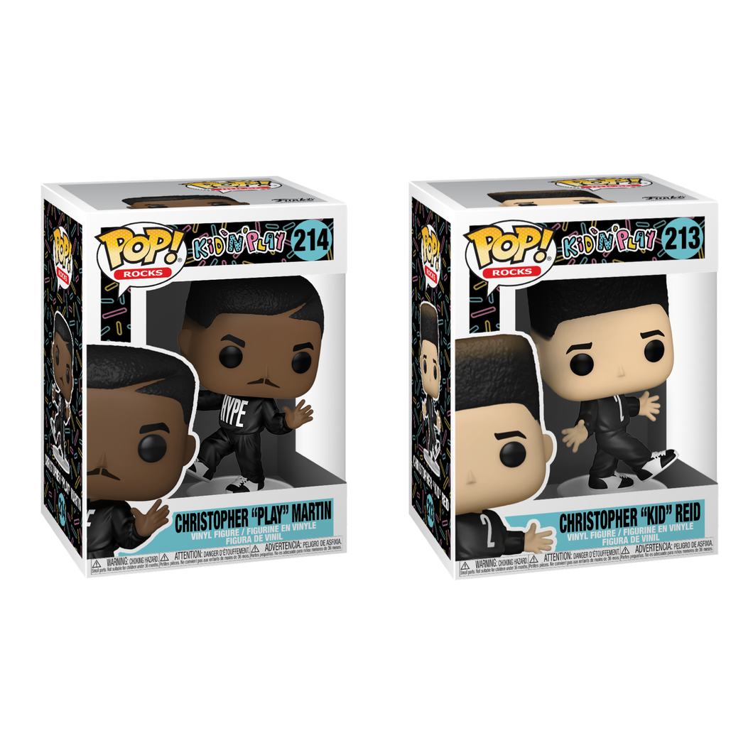FF Pop! Rocks: Kid