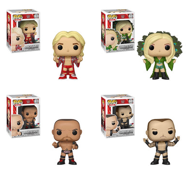 Pop! WWE: Bundle