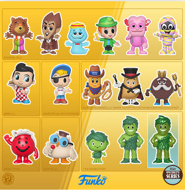 Mystery Mini: Ad Icons - Full case