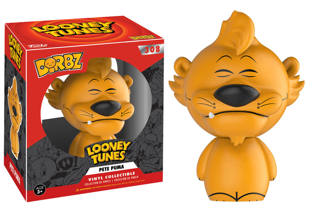 Dorbz: Animation: Looney Tunes - PETE PUMA