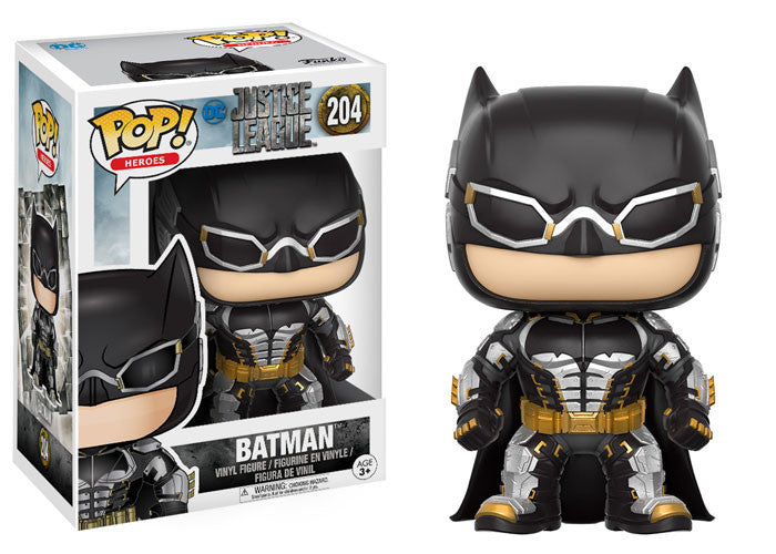 Pop! DC Heroes: Justice League - BATMAN