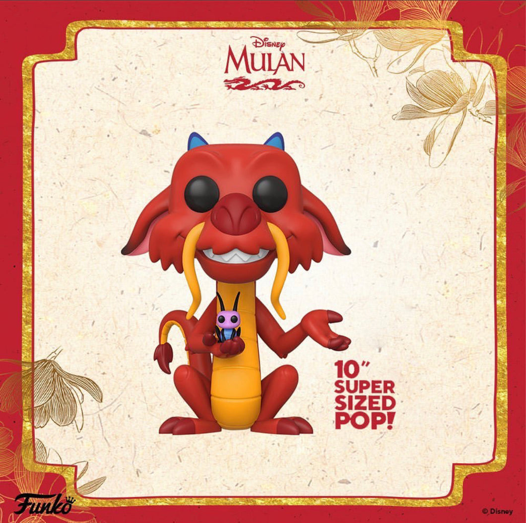 Pop! Disney: Mulan - 10