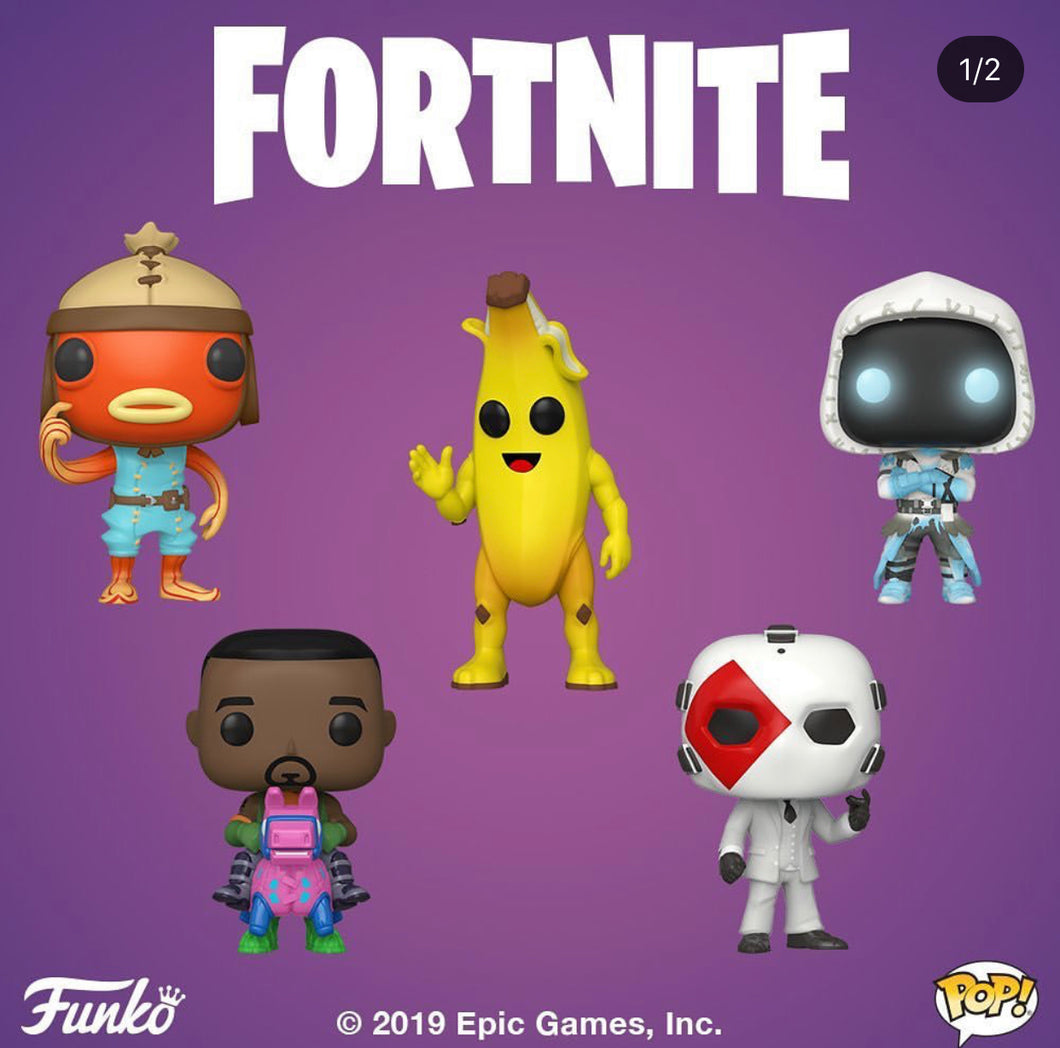 Pop! Games: Fortnite W3