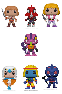 Pop! Animation: MOTU 2020