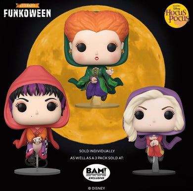 Pop! Disney: Hocus Pocus Flying