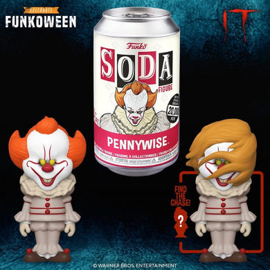 Vinyl Soda: Pennywise w/Chase