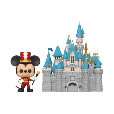 Pop! Town: 65th Anniversary - Mickey w/Castle (Wave 2)