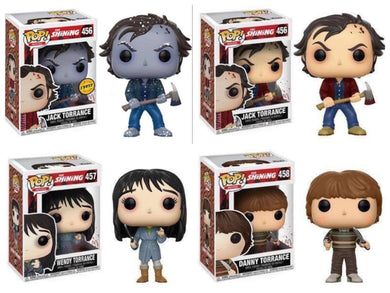 Pop! Movies: The Shining - BUNDLE w/CHASE