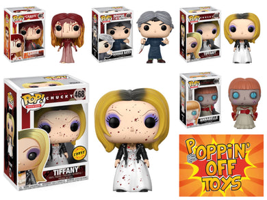 Pop! Movies: Horror BUNDLE w/Chase!