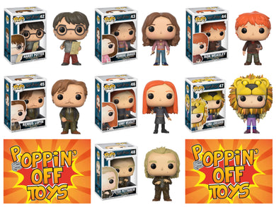 Pop! Harry Potter: COMPLETE BUNDLE!
