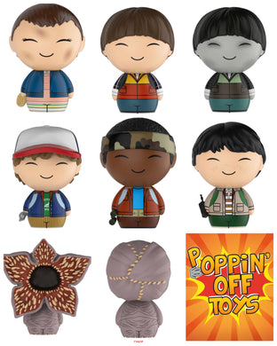 Dorbz: Television: Stranger Things - BUNDLE w/BOTH CHASES!