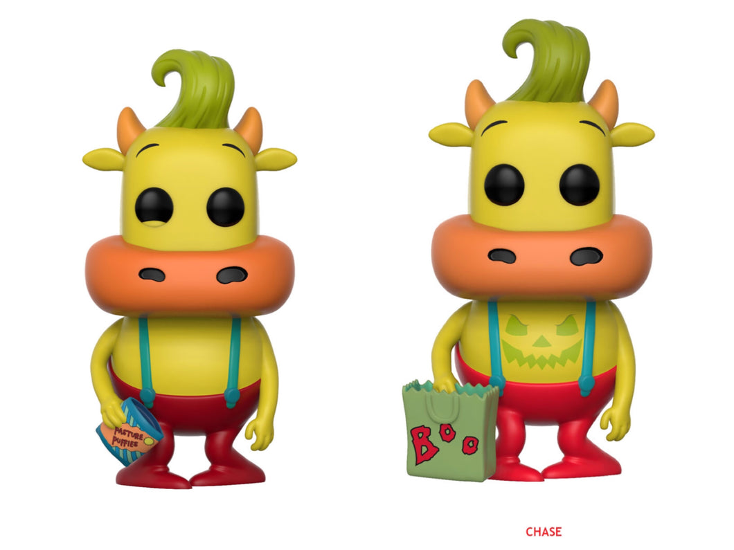 Pop! Television - Rocko's ML - HEFFER (Set of 6 w/Chase)