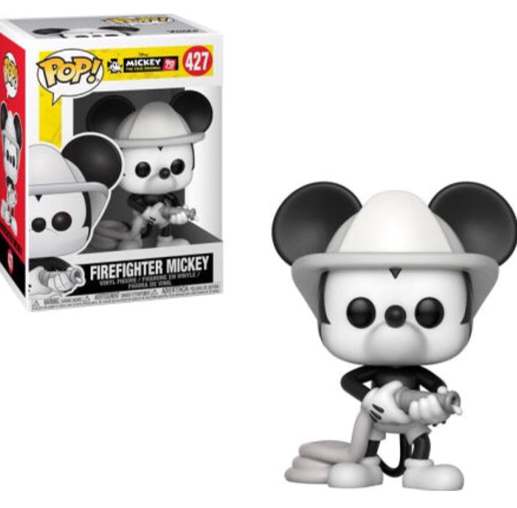Pop! Disney: Mickey Mouse 90th - Firefighter Mickey