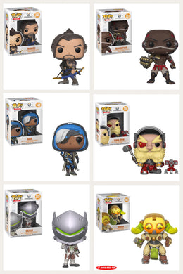 Pop! Games: Overwatch - Bundle