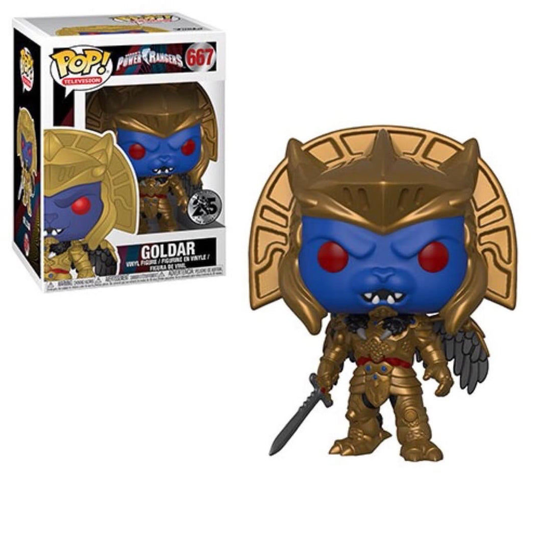 Pop! Television: Power Rangers - Goldar