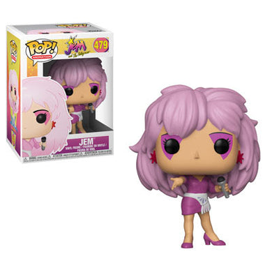 Pop! Animation: Jem and the Holograms - Jem