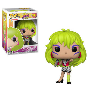 Pop! Animation: Jem and the Holograms - Pizzazz