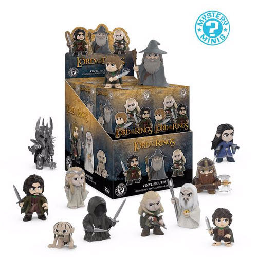 Mystery Mini: Lord of the Rings