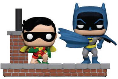 Pop! Comic Moment: Batman and Robin 80th Anniv