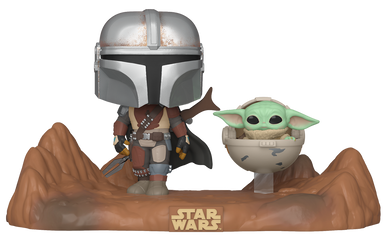 Pop! Star Wars: Mandalorian Moment