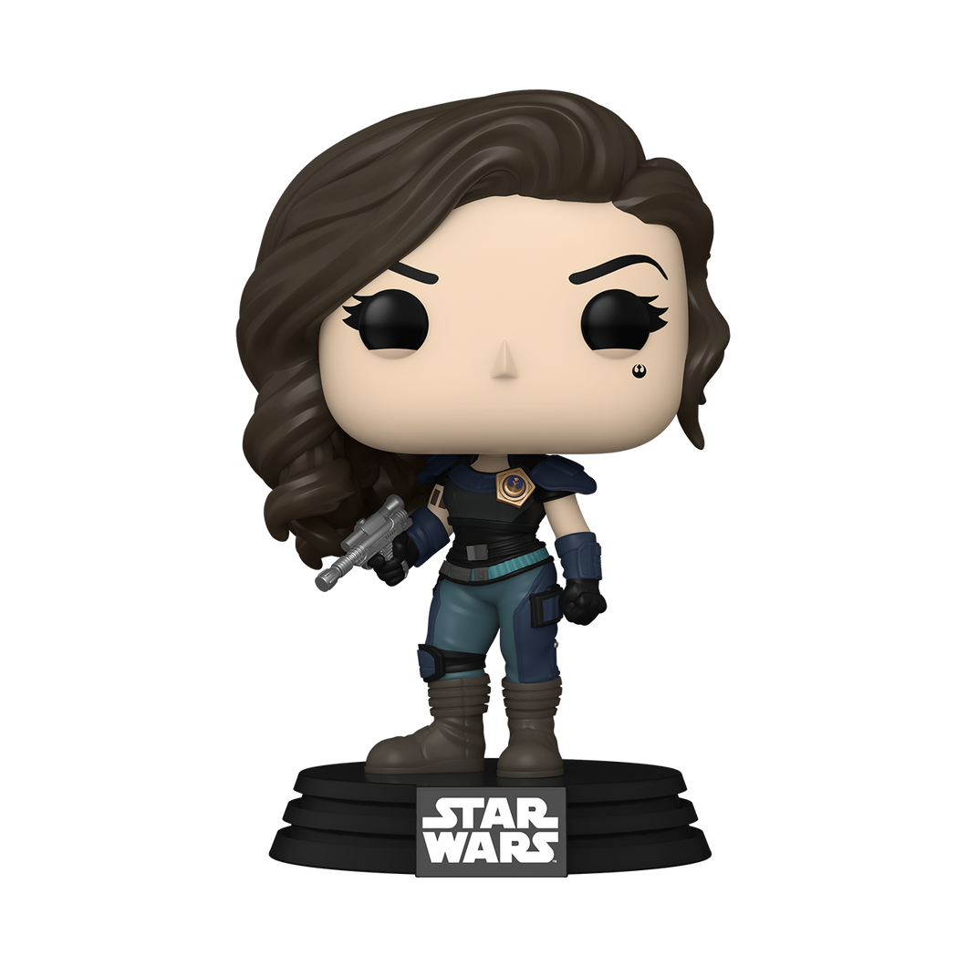 Pop! Star Wars: The Mandalorian S2 - Cara Dune