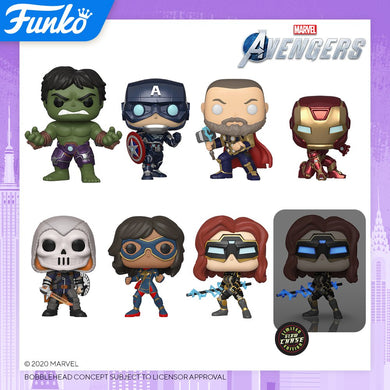 Pop! Games: Marvel Avengers