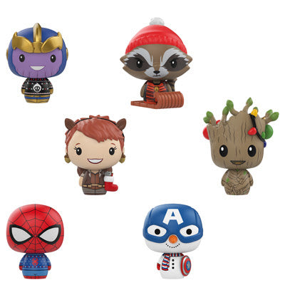 Pint Size Heros - Marvel Holiday