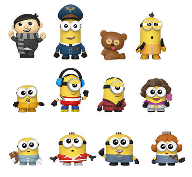 Mystery Minis: Minions 2