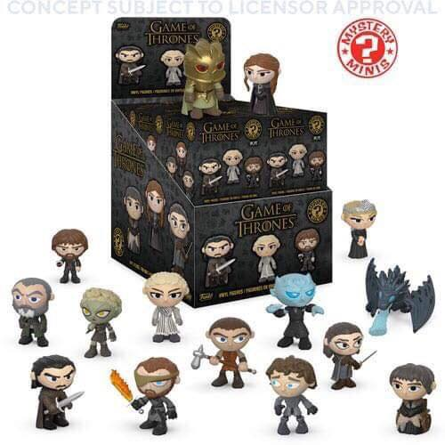 Mystery Mini: Game of Thrones