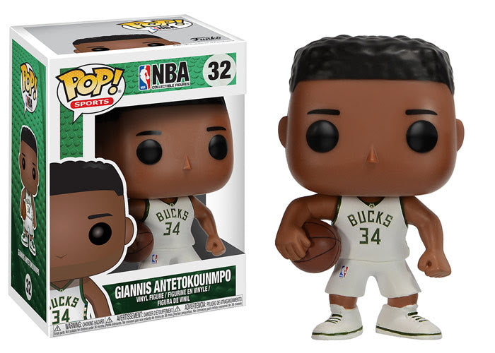Pop! NBA: GIANNIS ANTETOKOUNMPO