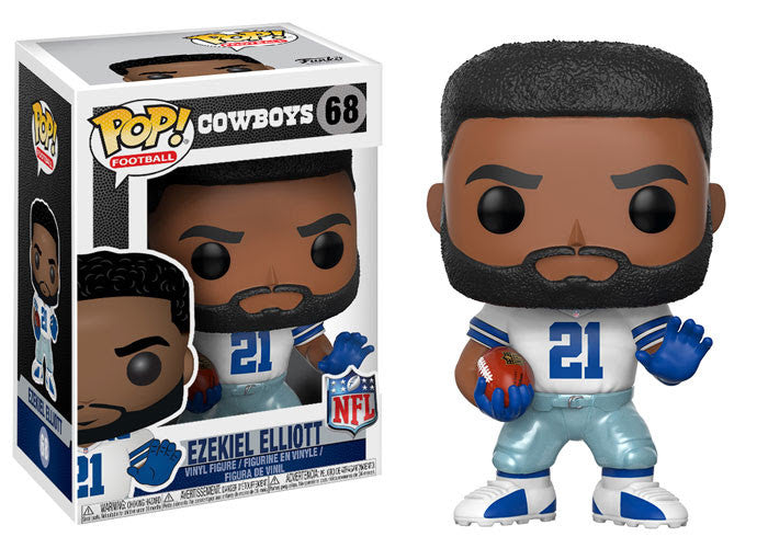 Pop! NFL: EZEKIEL ELLIOTT