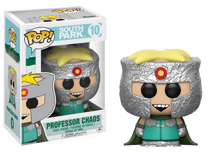 Pop! Television: South Park - PROFESSOR CHAOS