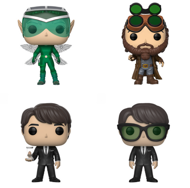 Pop! Disney: Artemis Fowl Bundle