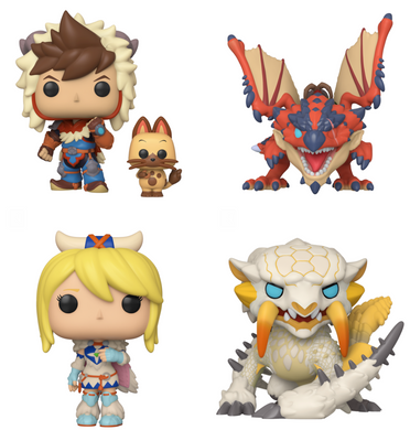 Pop! Animation: Monster Hunter Stories