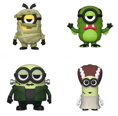 Pop! Movies: Minions Halloween