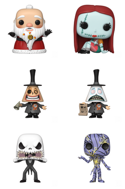 Pop! Disney: Nightmare Before Christmas 2020