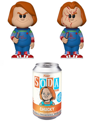 Pop! Soda W5 - Horror - Chucky