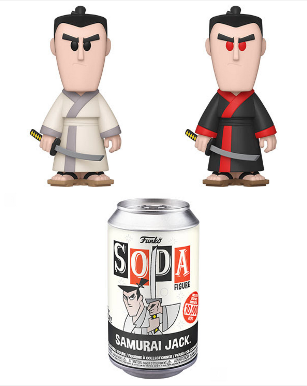 Pop! Soda W5 - Samurai Jack