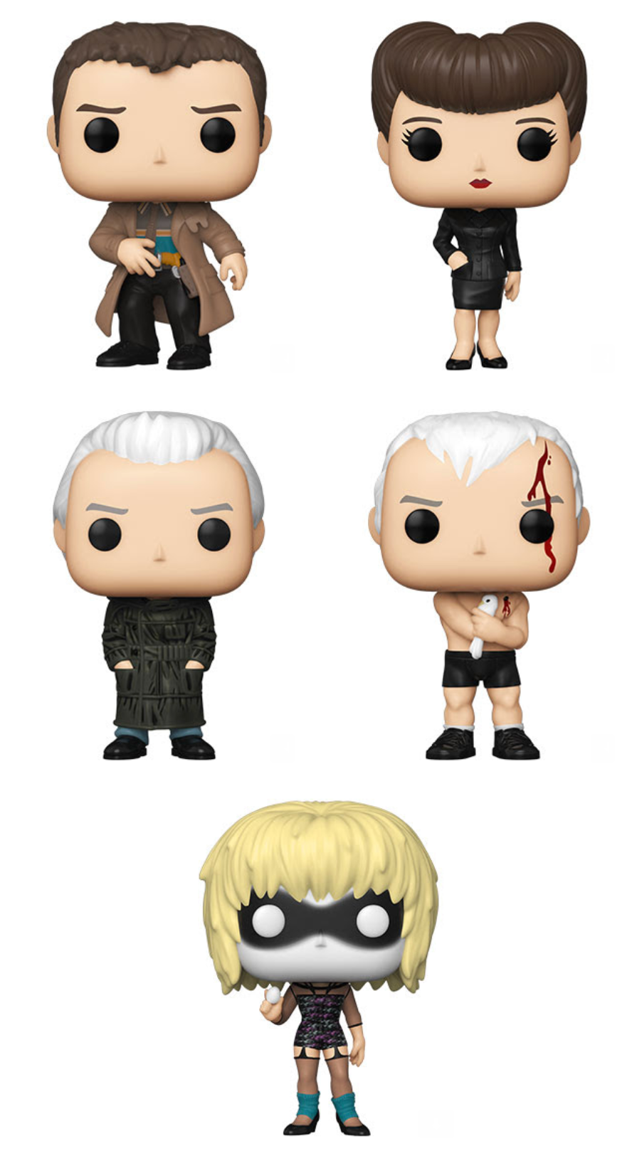 Pop! Movies: Blade Runner Chase Bundle