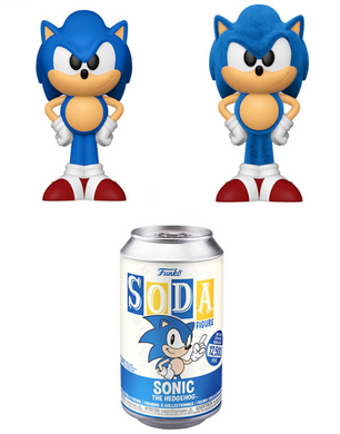 Pop! Soda: Wave 9 - Sonic