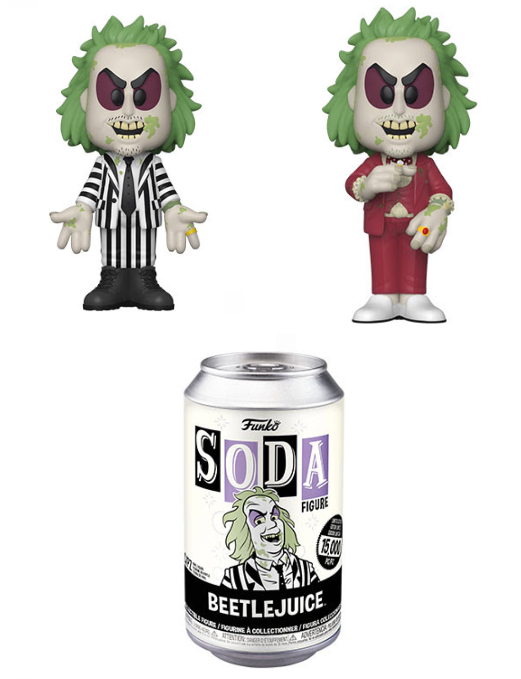FF Soda Wave 11: Movies - Beetlejuice
