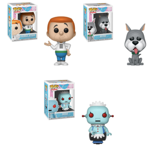 Pop! Animation: Hanna Barbera - Jetsons - Bundle