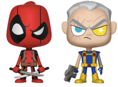 VYNL: Marvel Comics - Deadpool & Cable