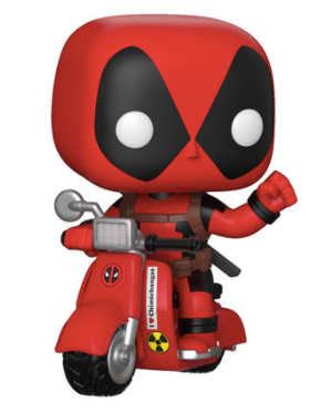 Pop Rides: Marvel: Deadpool