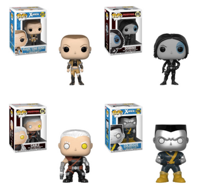 Pop! Marvel: X-Men - Bundle