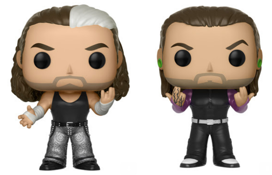 Pop! WWE: S8- Hardy Boys (2 Pack)